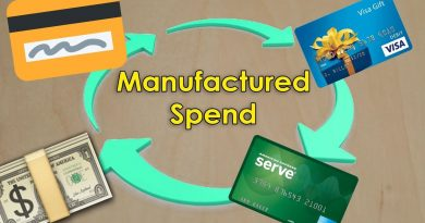 Credit Card Manufactured Spend? (Is it legal? How do I do it?) 2
