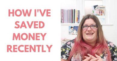 How I've Saved Money Recently | Money Saving | Emma Drew 3