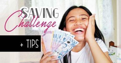 #Yamanin IPON CHALLENGE 2018 + Saving Tips 4