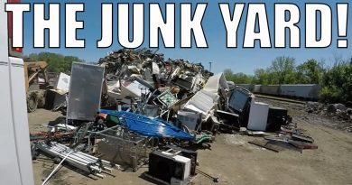 Processing Scrap Metal - Make Money at the Junk Yard 3