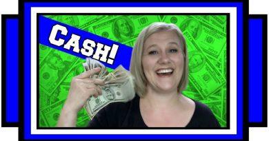 Stuffing Cash Envelopes 2018 2