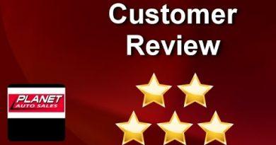 PLANET AUTO SALES LindonSuperb5 Star Review by Suzette Kooyman 3