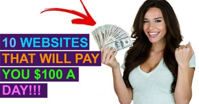 10 Websites You Can Make $100 A Day From Online! (No Special Skills) 2