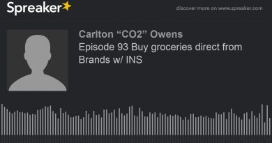 Episode 93 Buy groceries direct from Brands w/ INS 3