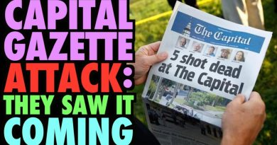 Capital Gazette Attack: They Saw It Coming 2