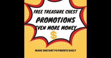 Free Treasure Chest Promotions 2