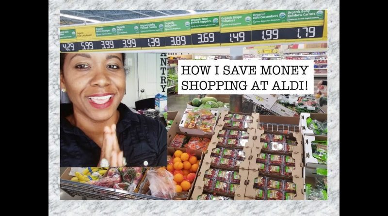 HOW I SAVE MONEY ON OUR GROCERIES 1