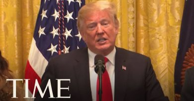 President Trump Says Journalists Should be 'Free From Fear' While 'Doing Their Job' | TIME 4