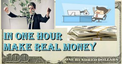 5 QUICK MONEY MAKING IDEAS (THAT TAKE LESS THAN 1 HOUR) 4