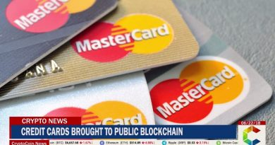 Credit Cards Brought to Public Blockchain by Mastercard Patent 3