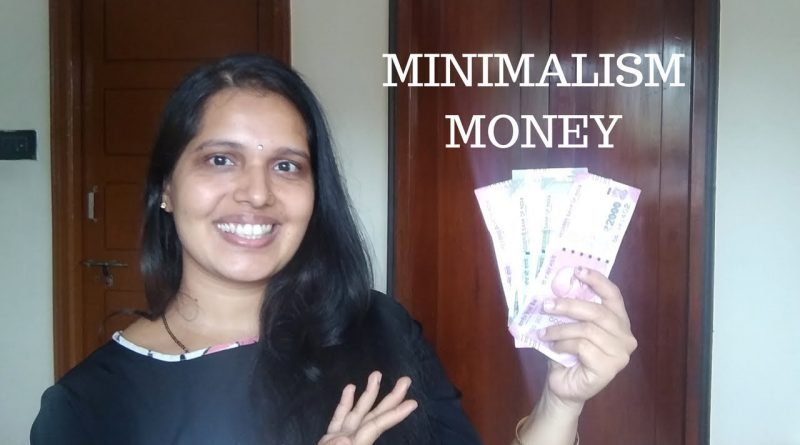 Minimalism and MONEY Saving Connection 1