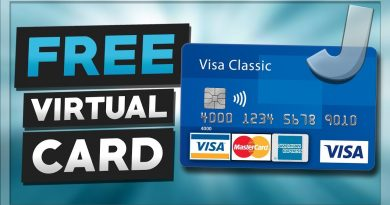How To Get A FREE Virtual Credit Card 3
