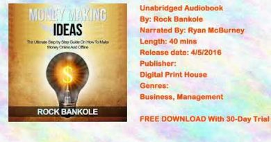 Money Making Ideas Free Audiobook 2