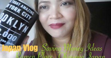 Japan Vlog   Saving Money Ideas   Ramen Place   Okinawa Japan   Pinay Vlogger in Japan 4