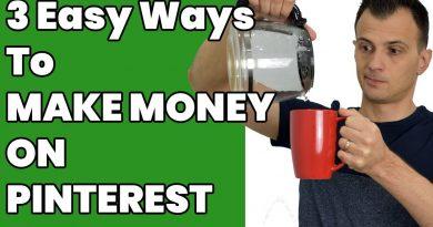 How to Make Money on Pinterest 2018 (3 Easy Ways) 2
