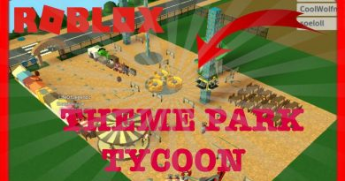 Re-MAKING MY THEME PARK!!! | (ROBLOX Theme Park Tycoon 2) 3