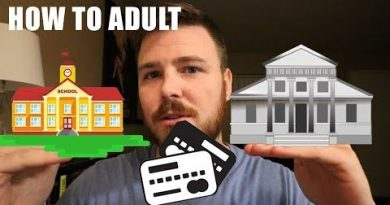 Should I Go To College? Credit Cards Vs. Debit Cards! Bank Vs. Credit Union - How To Adult 2