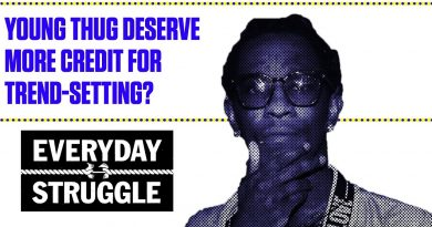 Young Thug Deserve More Credit For Trend-Setting? 2