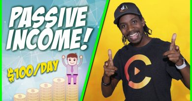 How to Make PASSIVE Income ($100/DAY) : 10 Ways to Make PASSIVE INCOME Online 4