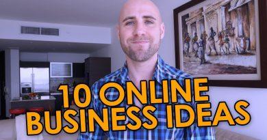 10 Online Business Ideas I'd Start If I Wasn't So Damn Busy! 2
