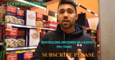 HOW TO CHOOSE BODYBUILDING GROCERIES WITH CHEAP BUDGET 3