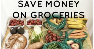 How to save money on groceries | Minimalism & frugal living 4
