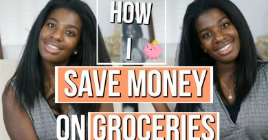 How I Save Money On Groceries | Single Mom Space 2