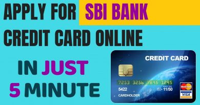 Sbi credit card apply online | Apply sbi credit card online | Sbi credit card apply minimum salary 3