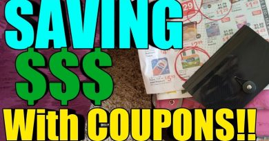 SAVING MONEY ON GROCERIES: COUPON CLIPPING TIPS! 2
