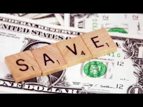 Start Saving Money! 1