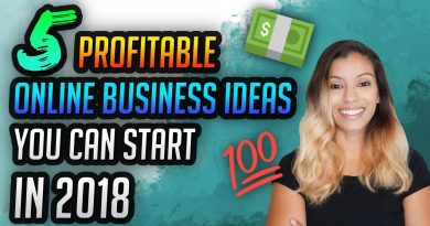 5 Profitable Online Business Ideas That You Can Start In 2018 4