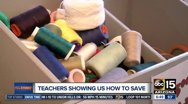 Pop-up shop helping teachers save money in Goodyear 1