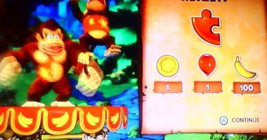 Donkey Kong Tropical Freeze (8) Co-op 2