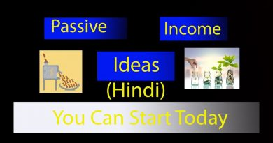 #Earnmoney Passive Income Ideas (9 proven ideas for Financial freedom) 2