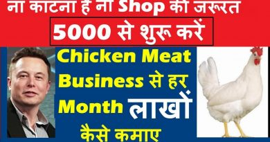 Chicken New Business Ideas 2018 | Small Business Ideas, Low Investment Business | EarningBaba 3