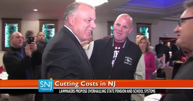 Sweeney Proposes Plan to Save State Money | SNJ Today News 4