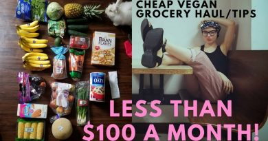 VEGAN GROCERIES ON A BUDGET (grocery haul) 2