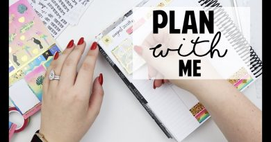SIMPLY GILDED PLAN WITH ME 2