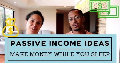 Passive Income Ideas - Our Top Six Money Makers! 3