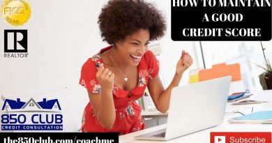 How To Maintain A High Credit Score - myFICO,Credit Karma,Monitoring Services,Financial 4