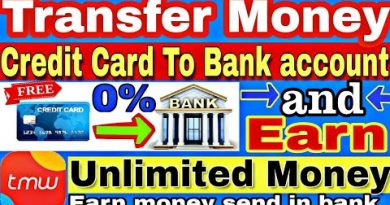 Transfer money credit card to bank account Free and Earn Unlimited Money With Proof (100% Working) 2