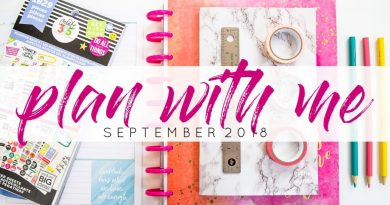 Back to School Bullet Journal Ideas - Plan With Me Septmber 2018 3