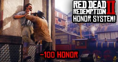 Here's 5 NEW WAYS to IMPROVE the Red Dead Redemption 2 HONOR SYSTEM (RDR2 Gameplay) 4