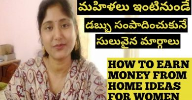 HOW TO EARN MONEY FROM HOME|BEST BUSINESS IDEAS TO EARN MONEY FOR WOMEN|EARN MONEY FROM HOME 2