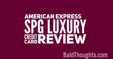 American Express SPG Luxury Credit Card Review 2