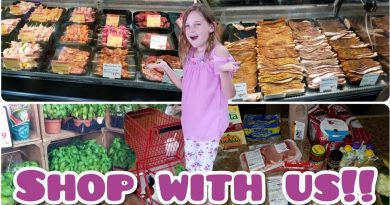 SHOP WITH US | GROCERY HAUL 3