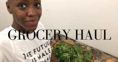 Grocery Haul for One | $75 Monthly Budget | STACEY FLOWERS 2