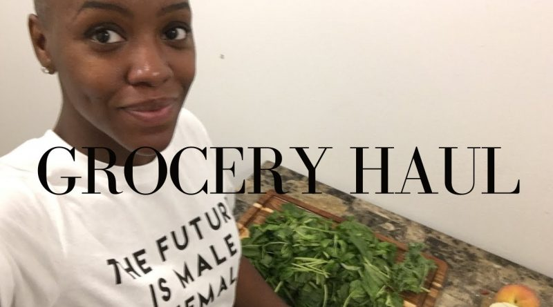 Grocery Haul for One | $75 Monthly Budget | STACEY FLOWERS 1