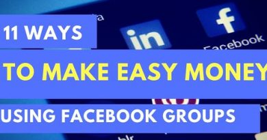 Make money on Facebook Groups using these 11 ideas 2