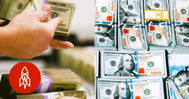 Make It Rain With Five Stories About Money, Honey 3
